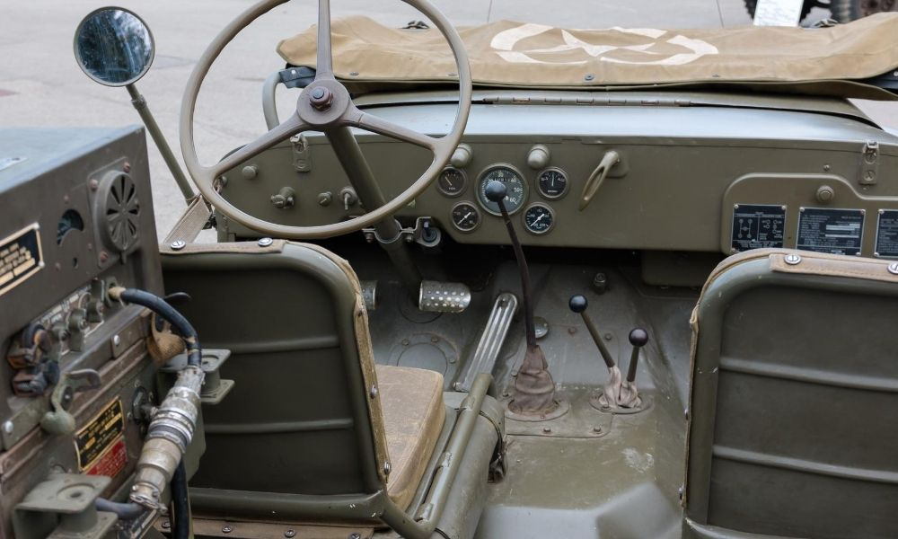 How To Remove the Pedal Cross Shaft from Your Willys Jeep
