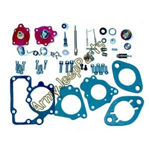 MB GPW M151 M38 CJ Willys Ford WII MV Carburetor Kit, master - M38 116882
