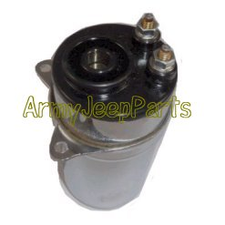 MB GPW M151 M38 CJ Willys Ford WII MV Coil 24v 118712