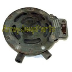 MB GPW M151 M38 CJ Willys Ford WII MV Horn assembly - 24v 802893