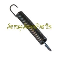 MB GPW M151 M38 CJ Willys Ford WII MV Brake and Clutch pedal arm Retracting Spring 630593
