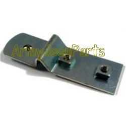 MB GPW M151 M38 CJ Willys Ford WII MV Top Bow Forward Storage Bracket M38 674300