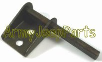 MB GPW M151 M38 CJ Willys Ford WII MV Radiator Guard Hinge Pin with bracket Right - welded 673282