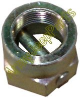 MB GPW M151 M38 CJ Willys Ford WII MV Crankshaft Nut with crank pin 387633