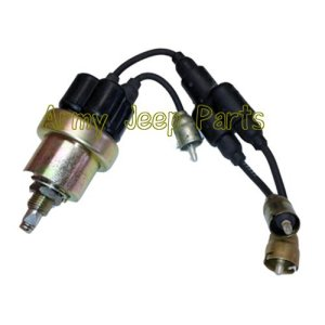 MB GPW M151 M38 CJ Willys Ford WII MV Ignition Switch  with cables assembly 800451