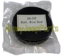 MB GPW M151 M38 CJ Willys Ford WII MV M38 Battery Box seal 680381
