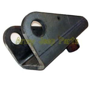 MB GPW M151 M38 CJ Willys Ford WII MV Front Lifting Hook Bracket with spacer assembly 802765