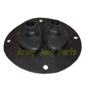 MB GPW M151 M38 CJ Willys Ford WII MV Transfer Gear Shift Lever Boot rubber 801058