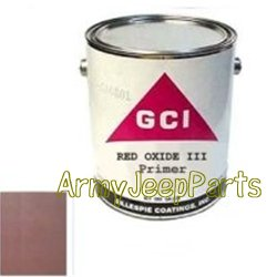 RED OXIDE III Primer (1 gallon)