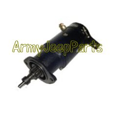 MB GPW M151 M38 CJ Willys Ford WII MV Starter Auto-Lite 12v - New MZ-4124