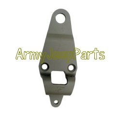 MB GPW M151 M38 CJ Willys Ford WII MV Top Bow Rear Bracket - F Script stamping GPW-1153030