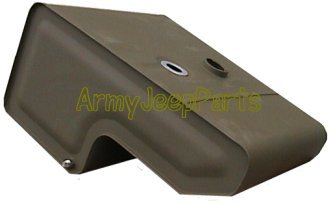 MB GPW M151 M38 CJ Willys Ford WII MV Fuel tank small mouth - early A1221