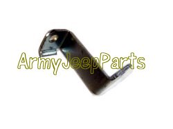 MB GPW M151 M38 CJ Willys Ford WII MV Fording Cable Bracket lower valve - AJP 806449