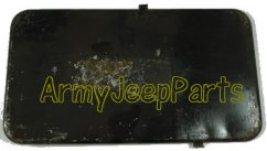 MB GPW M151 M38 CJ Willys Ford WII MV Battery Box Lid only 673687