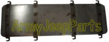 MB GPW M151 M38 CJ Willys Ford WII MV Battery Box Lid assembly Early type with 4 straps 684731