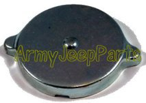 MB GPW M151 M38 CJ Willys Ford WII MV Fuel Tank Well Cap A6942