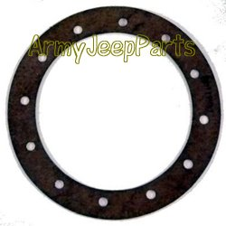 MB GPW M151 M38 CJ Willys Ford WII MV Gasket Fuel pickup Plate  649739