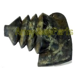 M38 and M38 Parts for Willys M38 Jeeps Parking Brake Accordian boot M151