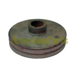 MB GPW and MB GPW Parts Crankshaft pulley
