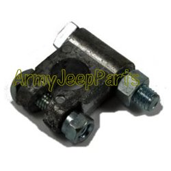 MB GPW M151 M38 CJ Willys Ford WII MV  M151 Battery Terminal negative  MS75004-2