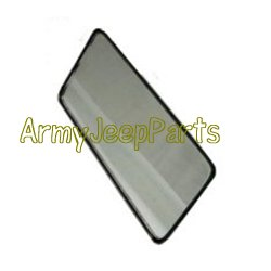 Rear View Mirror rectangular 2540-00-054-7201