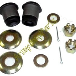 MB GPW M151 M38 CJ Willys Ford WII MV Bushing upper/lower suspension kit M151 5703399
