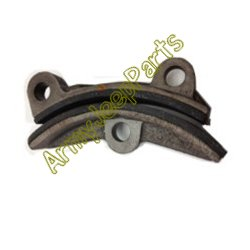 PARKING BRAKE SHOE SET M38A1 US MANUFACTURE WO-806028