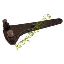 M38A1 and M170 Parts for Willys Jeeps Parking brake lever