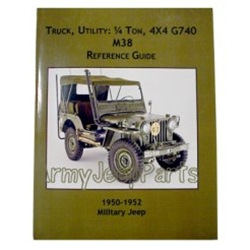 M38 Reference Guide Book