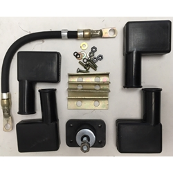 MB GPW M151 M38 CJ Willys Ford WII MV M151 Battery Junction Terminal Kit 5940-01-146-7133