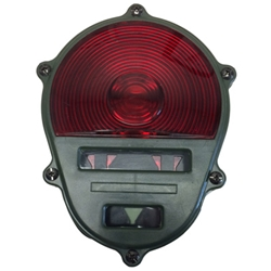MB GPW M151 M38 CJ Willys Ford WII MV M151A2 Composite Light Rear Red 6220-00-880-1625
