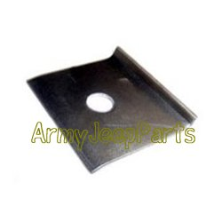 MB GPW M151 M38 CJ Willys Ford WII MV Exhaust Clamp Plate GPW-5274