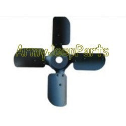 MB GPW and MB GPW Parts for Willys MB and Ford GPW Jeeps and the WWII Jeep fan blade