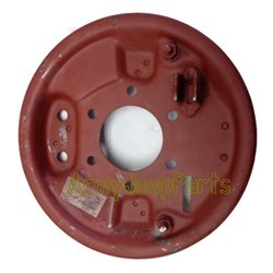 MB GPW M151 M38 CJ Willys Ford WII MV Backing Plate, brake drum, passenger side A6459