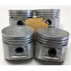 MB GPW M151 M38 CJ Willys Ford WII MV M151 Piston Set .020   5702226