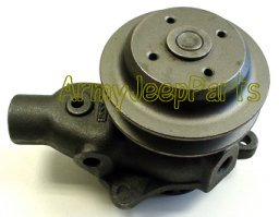 Mb Gpw M151 M38 Cj Willys Ford Wii Mv Water Pump Assembly