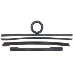 Fuel tank sump seal set rubber MB type