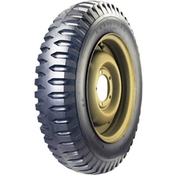 MB GPW and MB GPW Parts Military Tire