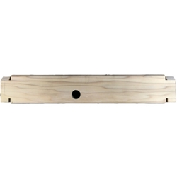 MB GPW Ford WWII MV Front Bumper Wood Filler A1147