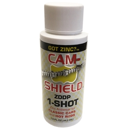 Cam Shield ZDDP Oil Additive Got Zinc?