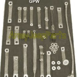 Bond strap kit complete - GPW AJP-323