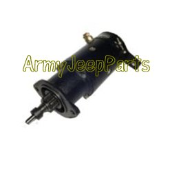 MB GPW M151 M38 CJ Willys Ford WII MV Starter Auto-Lite 6V - New Production A1245