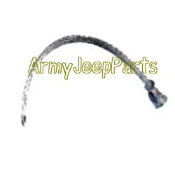 MB GPW M151 M38 CJ Willys Ford WII MV Battery Ground with Terminal Clamp Strap 635883