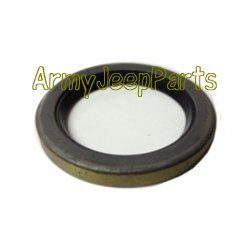 MB GPW M151 M38 CJ Willys Ford WII MV Retainer Oil Seal - felt front input 640018