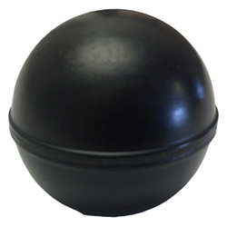 MB GPW M151 M38 CJ Willys Ford WII MV Knob hard rubber with rib, trans & transfer case  A971