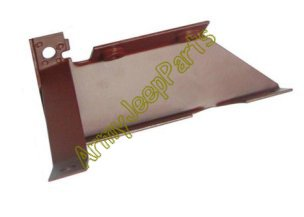 MB GPW M151 M38 CJ Willys Ford WII MV Air Cleaner Bracket - Driver side A1279