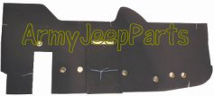 MB GPW and MB GPW Parts Firewall padding kit