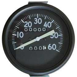 MB GPW Willys Ford WWII MV Speedometer with trip - Early 640131