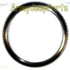 MB GPW M151 M38 CJ Willys Ford WII MV Flywheel Ring gear 129 tooth 802925
