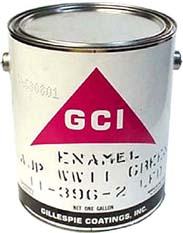 Gillespie Coatings Paint For Sale Military Vehicle Paint